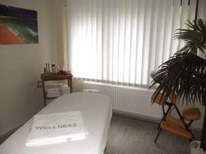 Massageraum1  Wellness Massagen Fobbe